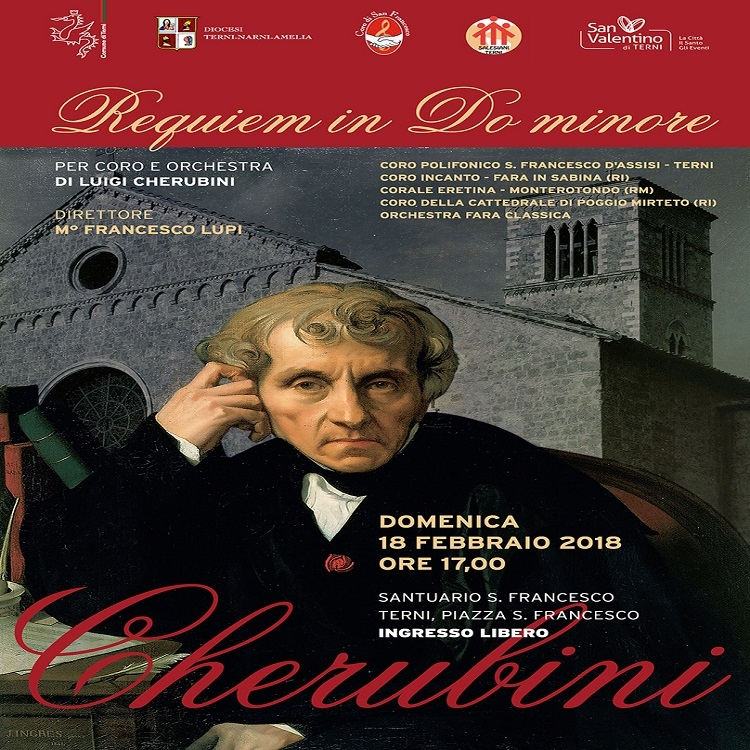 Concerto per coro e Orchestra: Requiem in Do minore
