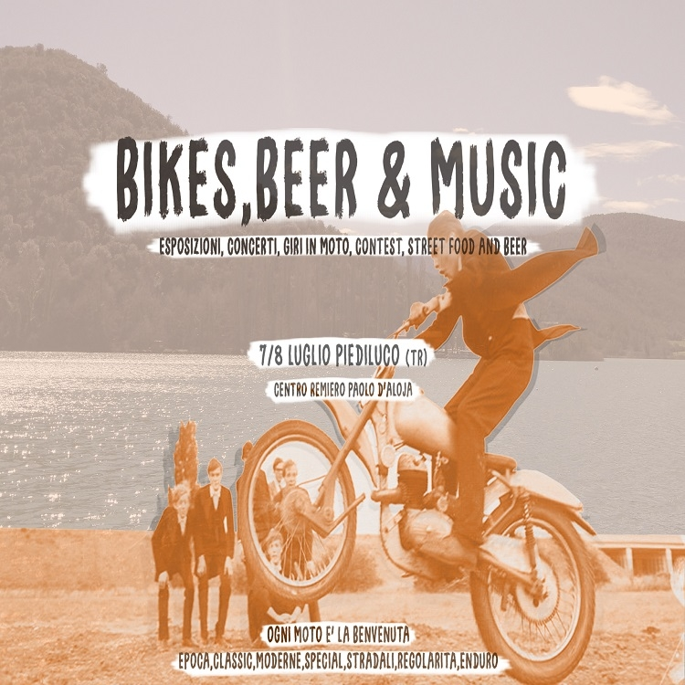 Roadust: bikes, beer and music