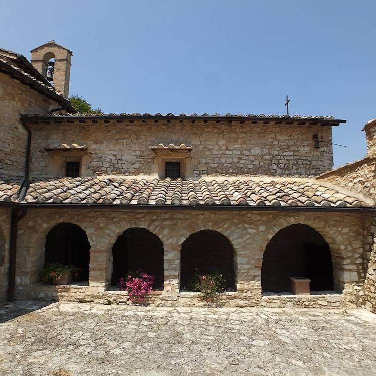 Il Sacro Speco di San Francesco