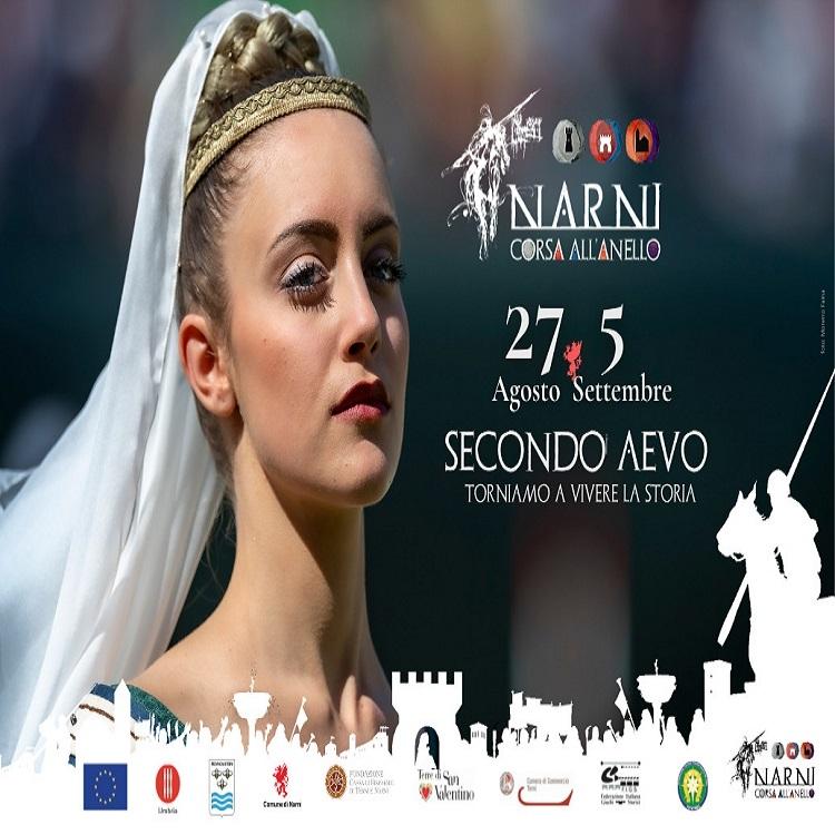 Narni Corsa all'anello 53^ edizione