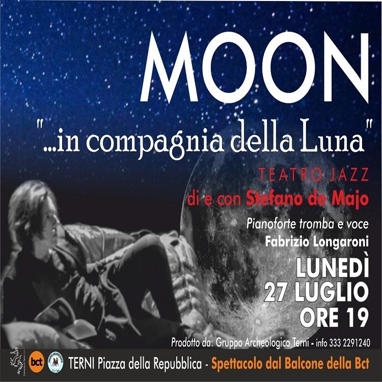 Moon – In compagnia della luna