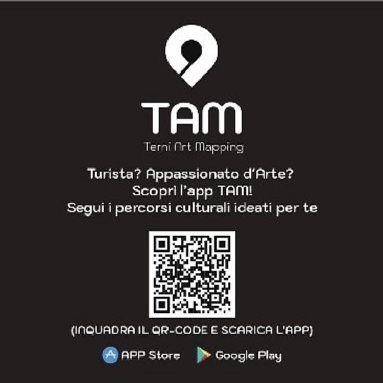Presentazione Progetto TAM > Terni Art Mapping: 29 novembre 2019