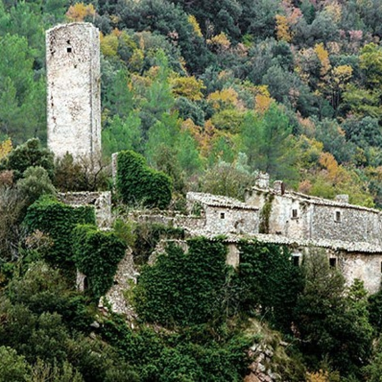 Colleponte - Umbriano the abandoned Castle
