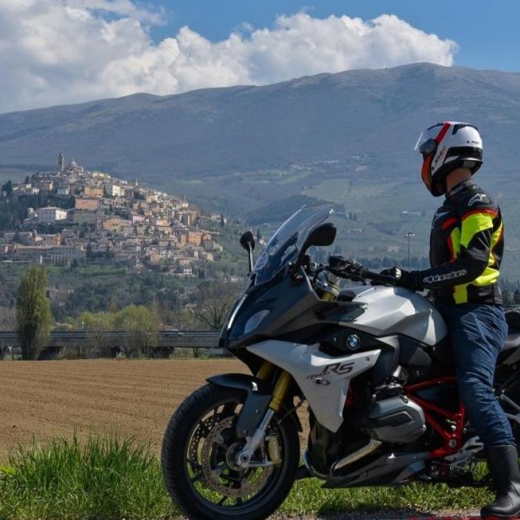 WonderUmbria -  manifestazione di mototurismo