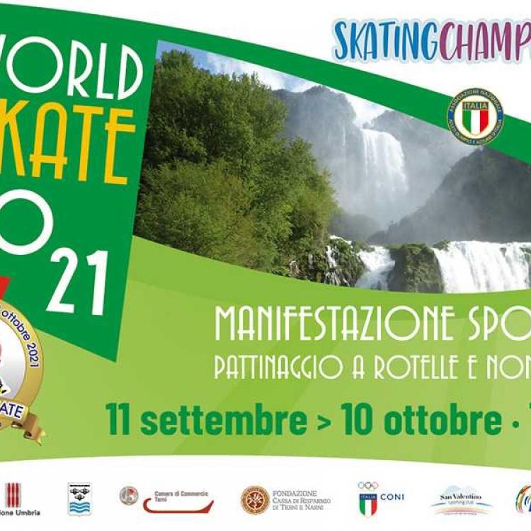 World skate Terni: un mese all'insegna dello sport