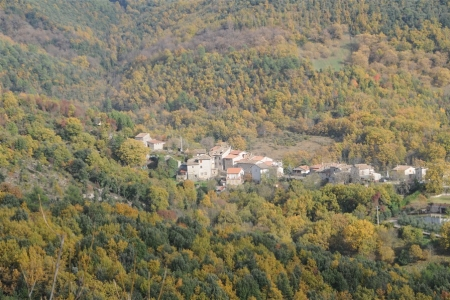 The villages of Battiferro e Cecalocco