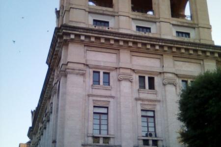 Le opere di Cesare Bazzani a Terni