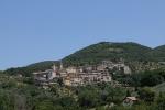 The village of Portaria