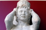 Il Telamone al Museo archeologico di Terni