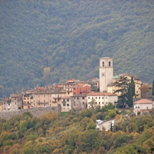 The village of Collestatte
