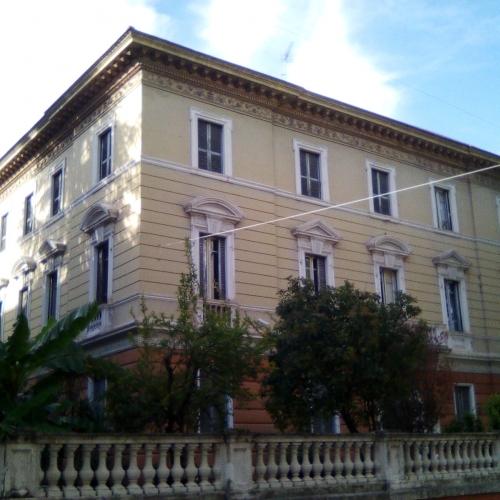 The Foresteria building of the Terni Company