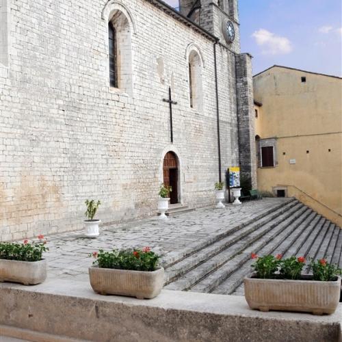 La Chiesa di San Francesco in Piediluco