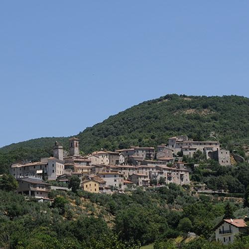 Il borgo di Portaria