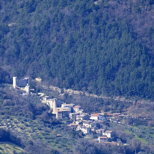 Il borgo di Vasciano